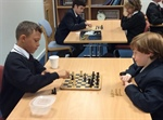 First challenge for chess club