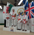 British Title for Nova student