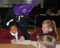 Magical Maths for primary visit