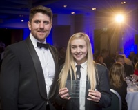 Nova student picks up top award