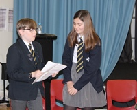 House Debating Competition