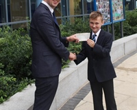 Generous donation received by Nova