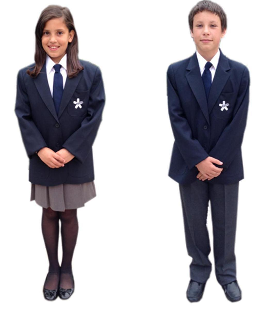From September 2015, uniform for all students is: